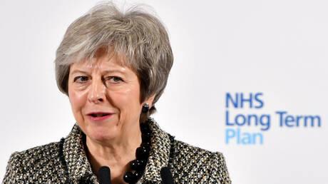 Μέι: Η καταψήφιση της συμφωνίας για το Brexit θα ήταν καταστροφική