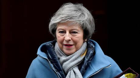 Μέι: Υπάρχουν κάποιοι που θα ήθελαν να καθυστερήσουν ή να σταματήσουν το Brexit