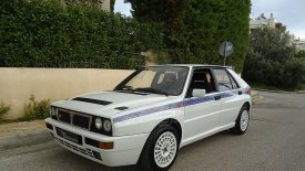 Προς πώληση μία Lancia Delta Integrale HF Turbo Martini 5 έναντι 135.000 ευρώ! (pics)