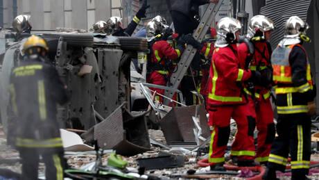 Τέσσερις οι νεκροί από την ισχυρή έκρηξη στο κέντρο του Παρισιού