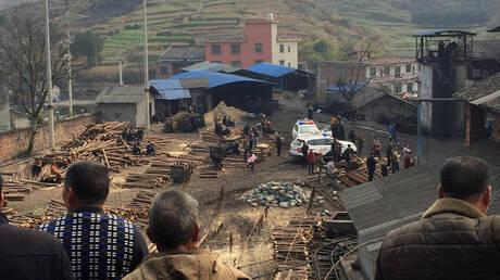 Τραγωδία σε ανθρακωρυχείο στην Κίνα: 21 νεκροί μετά από κατάρρευση στοάς (vid)