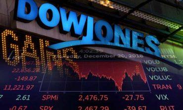 Η χειρότερη χρονιά από το 2008 - Απώλειες 5,6% για τον Dow Jones σε ετήσια βάση