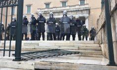 Τραυματισμοί και προσαγωγές στο συλλαλητήριο για τη Μακεδονία