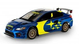 H Subaru επιστρέφει στο θρυλικό μπλε χρυσό χρώμα