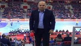 Ένας πρώην διαιτητής αθλητικός διεθυντής στο χάντμπολ της ΑΕΚ