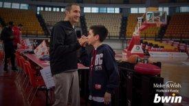 Όταν ο David Blatt προπόνησε τον 11χρονο Παναγιώτη