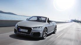 Ανανέωση για το Audi TTRS των 400 ίππων (pics)
