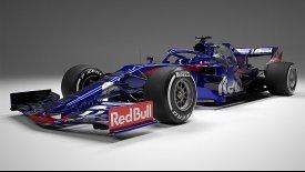 Αυτό είναι το «όπλο» της Toro Rosso για το 2019 (pics)