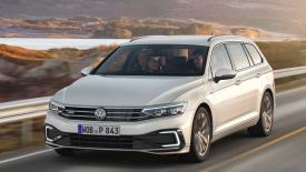 Αυτό είναι το νέο Volkswagen Passat GTE των 218 ίππων (pics)
