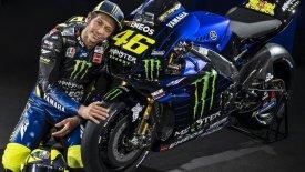 Βαλεντίνο Ρόσι: «Η φετινή Yamaha έχει τα χρώματα της Ίντερ και μ΄αρέσει»