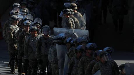 Βενεζουέλα: Έτοιμες να επέμβουν οι αμερικανικές ένοπλες δυνάμεις