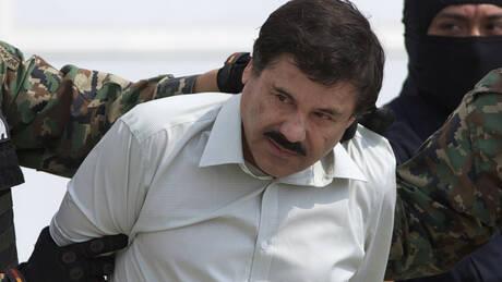 Ελ Τσάπο: Ένοχος για όλες τις κατηγορίες ο διαβόητος βαρόνος των ναρκωτικών