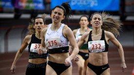 Η Κωνσταντινίδου και ο Τριβυζάς κέρδισαν στα 200μ!