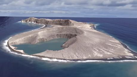 Η NASA εξερευνά νησί «μυστήριο» στον Ειρηνικό Ωκεανό (pics+vid)