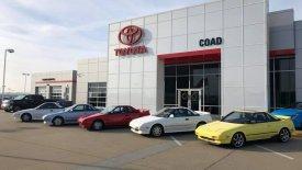 Θα ανταλλάσσατε 5 Toyota MR2 με ένα μεταχειρισμένο Mazda MX-5; (pics)