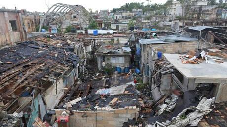 Κούβα: Έξι νεκροί από τον ανεμοστρόβιλο που σάρωσε την Αβάνα