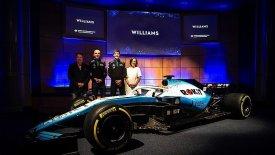 Νέα εμφάνιση για τη Williams στη Formula 1