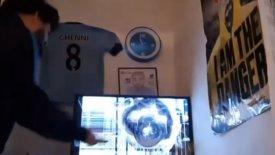 Οπαδός της Μαρσέιγ έχει σπάσει… 26 τηλεοράσεις για κάθε ήττα της ομάδας! (vid)