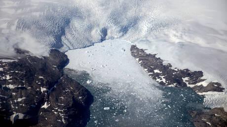 Σημαντική ανακάλυψη της NASA κάτω από τους πάγους της Γροιλανδίας (pic&vid)