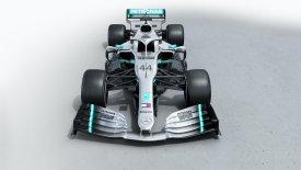 Το νέο μονοθέσιο της Mercedes AMG F1 αποκαλύπτεται! (pics)