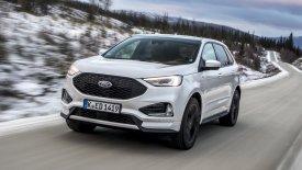 Το Ford Edge θα αντικατασταθεί από ένα επταθέσιο Kuga