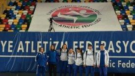 Χρυσό η Καρύδη στους Βαλκανικό Πρωτάθλημα Κ-20
