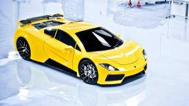 Arash AF8: «Supercar κατά παραγγελία» (vid)