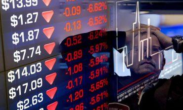 Απώλειες άνω των 200 μονάδων για τον Dow εν μέσω ανησυχιών για εμπορικό πόλεμο και παγκόσμια ανάπτυξη