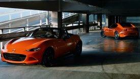 H Mazda γιορτάζει τα 30α γενέθλια του MX-5 (pics)