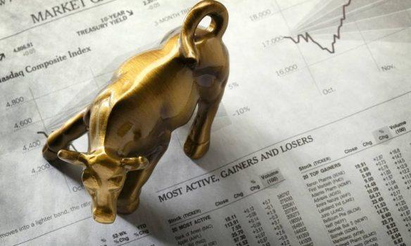 Όγδοη συνεχή εβδομάδα κερδών για Dow και Nasdaq, τρίτη για S&P