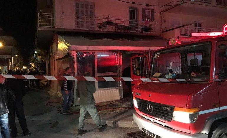 3 νεκροί από έκρηξη φιάλης στην Καλαμάτα