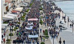 H Σάμος αντιδρά για το προσφυγικό -Συγκέντρωση διαμαρτυρίας