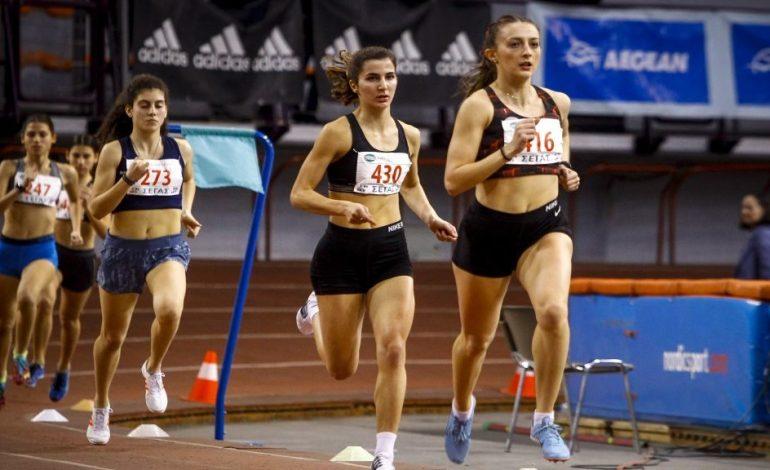 Πρωταθλήτρια στις γυναίκες η Κηφισιά, στους άντρες ο Ολυμπιακός Κλειστός στίβος 2019