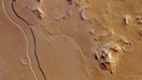 Άρης: Ο «κόκκινος» πλανήτης διέθετε ποτάμια με διπλάσιο πλάτος από αυτά της Γης