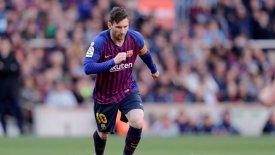 Μέσι: Για 10η σερί σεζόν έφτασε στα 40 γκολ
