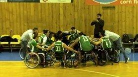 Με σχολιαστή για άτομα με τύφλωση οι αγώνες της ομάδας μπάσκετ με αμαξίδιο του Παναθηναϊκού (vid)