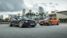 Νέα έκδοση 550 ίππων για τη Bentley Continental GT