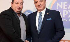 Ο Κηφισιώτης Νίκος Σαντοριναίος υποψήφιος περιφερειακός σύμβουλος.