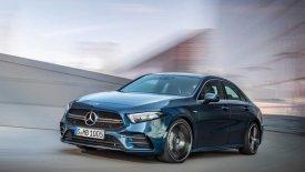 H Mercedes-AMG A35 διαθέσιμη και σε σεντάν (pics)