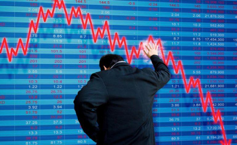 Τραπεζική βουτιά 4% κράτησε τον Γενικό Δείκτη κάτω από τις 700 μονάδες