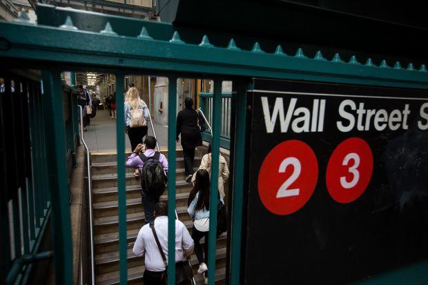 Τρίτη ημέρα απωλειών για τη Wall Street