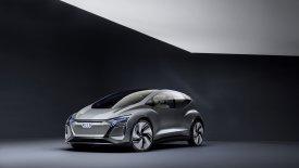 Αποκάλυψη για το φουτουριστικό Audi AI:ME Concept! (pics)