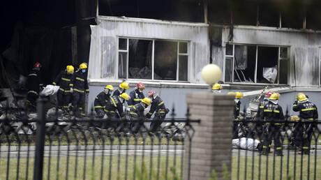 Κίνα: Δέκα νεκροί από πυρκαγιά σε φαρμακοβιομηχανία
