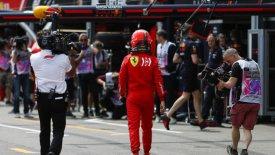 Διπλό κακό για τη Ferrari στις τρίτες ελεύθερες δοκιμές του Μονακό