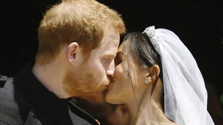 Η πρώτη επέτειος της Μέγκαν και του Χάρι: Οι έξι στιγμές του βασιλικού γάμου που ξεχώρισαν
