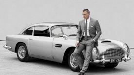 Η Aston Martin φτιάχνει 28 νέες DB5 με γκάτζετ του James Bond!