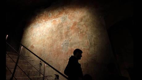 Ιταλία: Ανακάλυψαν «μυστική» αίθουσα στο ανάκτορο του Νέρωνα (pics)