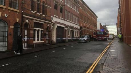 Κατέρρευσε κτήριο στο Μπέρμιγχαμ – Τρεις τραυματίες