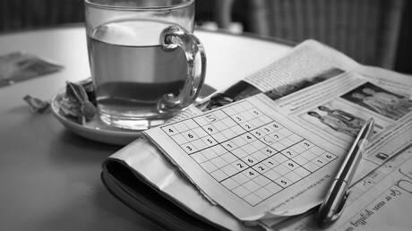 Λύνετε σταυρόλεξα και Sudoku; Θα έχετε «κοφτερό» μυαλό στην τρίτη ηλικία (pics)