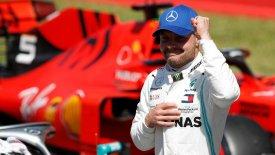 Μπότας: «Περιμέναμε τις Ferrari πιο κοντά μας»